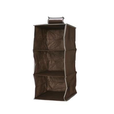 完美主義 三層帆布吊掛置物架/收納架/衣物收納(2色)