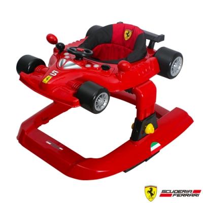 【Ferrari 法拉利】法拉利5合1學步車