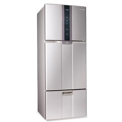 【福利品】SAMPO 聲寶 580L變頻三門冰箱SR-A58DV(R6) 紫燦銀 @ Y!購物