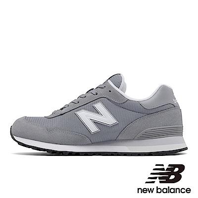 New Balance 復古鞋 男 灰 ML515RSA