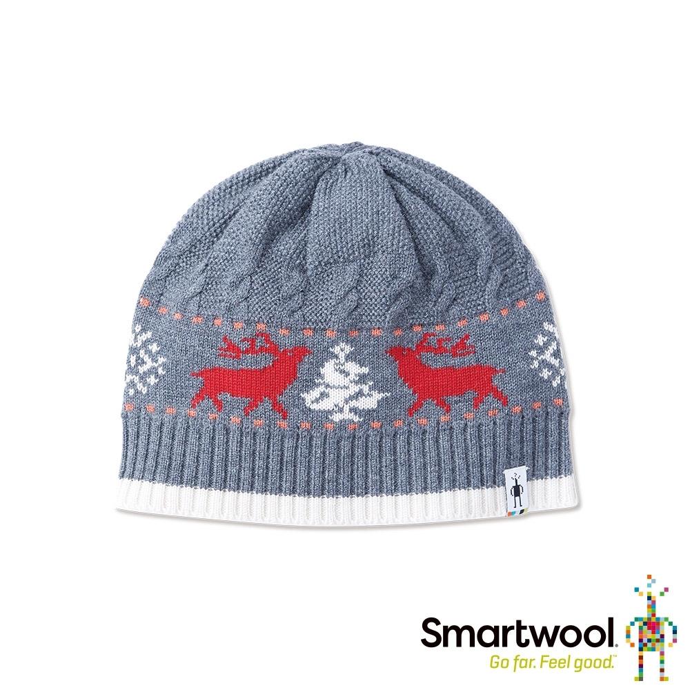 SmartWool CHUP聯名系列 Kaamos 保暖毛帽 中性灰