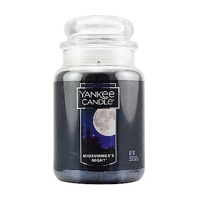 YANKEE CANDLE 香氛蠟燭-仲夏之夜623g