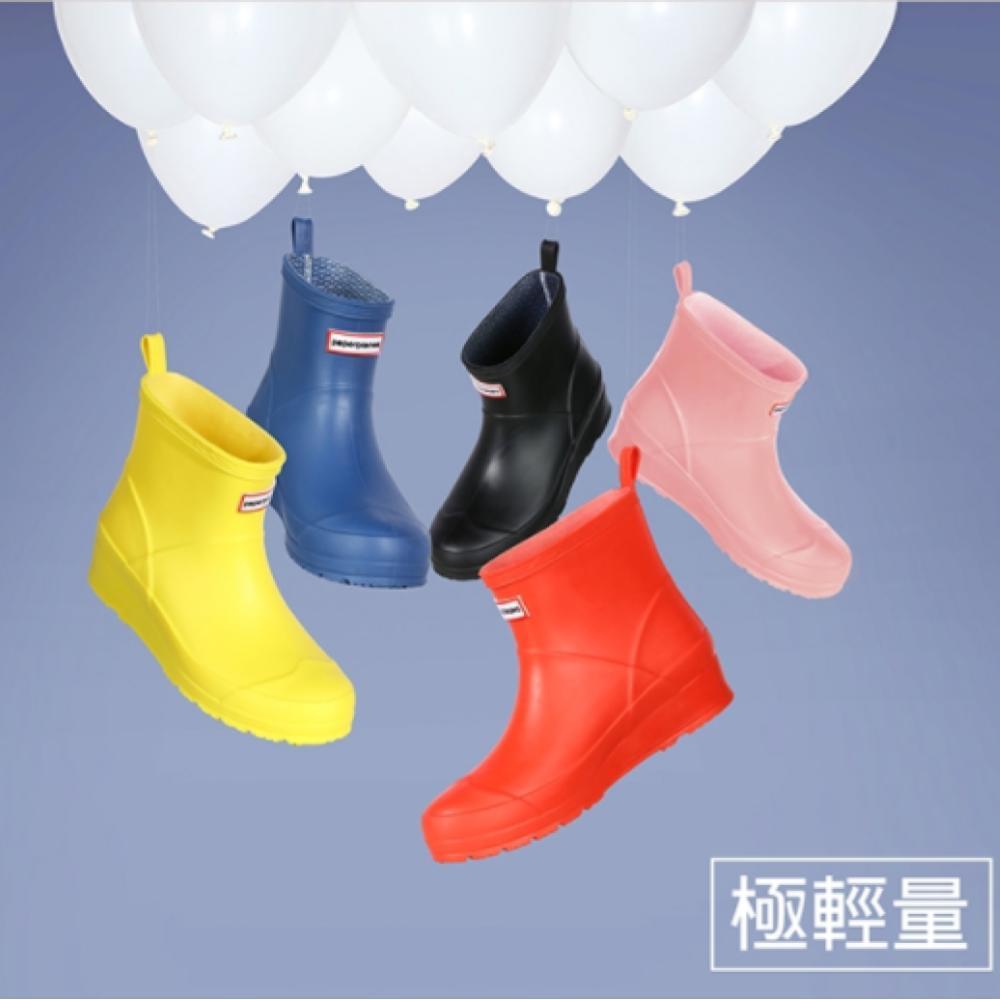 Aviator韓國空運-四季百搭短筒輕量糖果色雨靴-紙飛機預-現