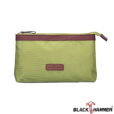 BLACK HAMMER 旅行收納包-綠