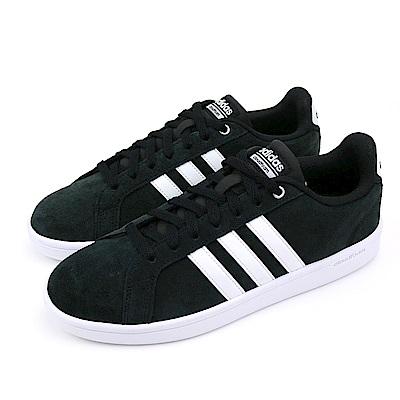 ADIDAS-男復古休閒鞋B74226-黑