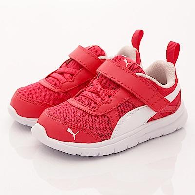 PUMA童鞋-經典透氣慢跑款-90684-04桃(小童段)