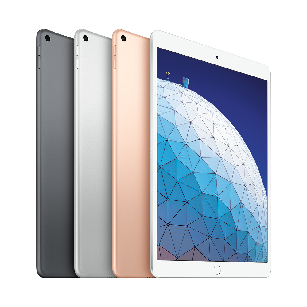Apple iPad Air 2019 10.5吋 Wi-Fi 256G豪華組