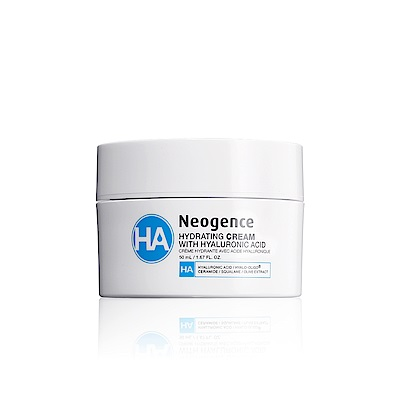 Neogence霓淨思 玻尿酸保濕乳霜50ml(盒損)