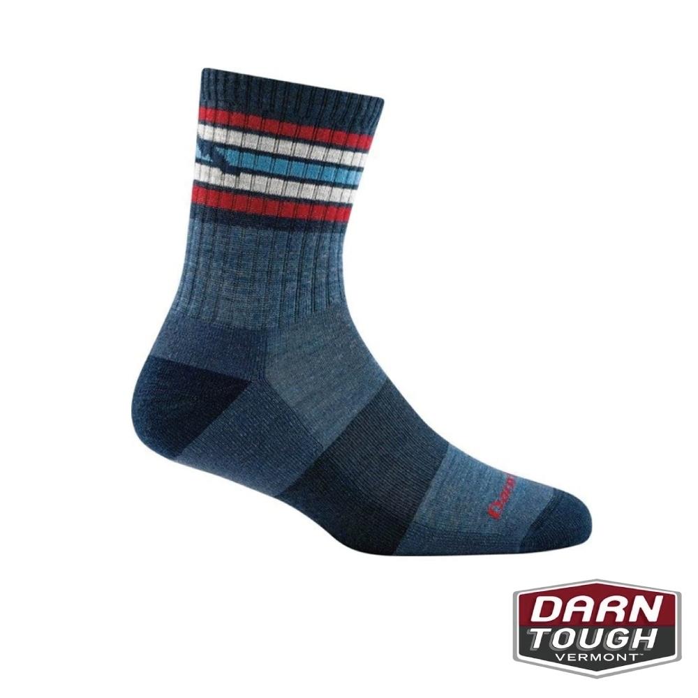 【美國DARN TOUGH】孩童羊毛襪Kelso Cushion健行襪(2入隨機)