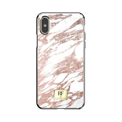 RF by Richmond&Finch 瑞典手機殼 玫粉理石 (iPhone X/Xs 5.8吋)
