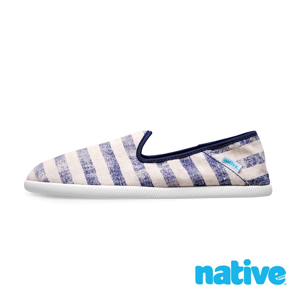native TOFINO 男/女鞋-條紋藍