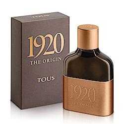 TOUS 1920 男性淡香精60ml