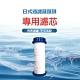 【佳工坊】日式360度三段式止水過濾蓮蓬頭(專用濾芯) product thumbnail 1