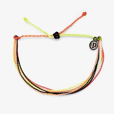 Pura Vida 美國手工 COWABUNGA 忍者龜 基本款可調式衝浪手環