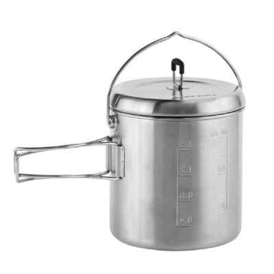 SOLO STOVE 不鏽鋼鍋 1800ml POT2