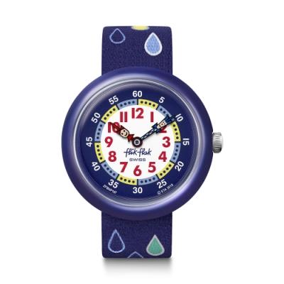 FLIKFLAK 兒童錶 RAIN DROPS -31.85mm