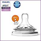 PHILIPS AVENT親乳感防脹氣奶嘴雙入裝 濃稠液體用6M+Y字孔SCF656/23