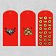 佳墨-2021牛年紅包袋-塗鴉-A-3入組 product thumbnail 1