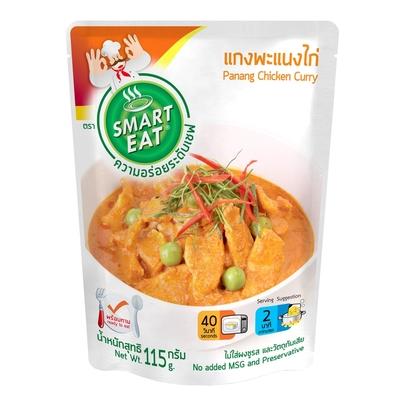 (任選) Smart Eat 泰式道地風味 帕能咖哩雞即食包(料理包/方便/調理包/咖哩包)