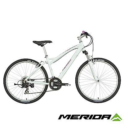 《MERIDA》美利達 女性登山車 維多利亞 500 白 2016