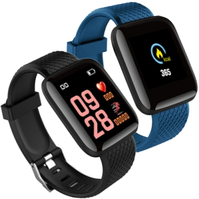SK07 運動心率感測智慧手錶