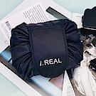 (贈品)滿$2500送IREAL抽繩化妝包