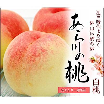 【天天果園】和歌山室外水蜜桃原箱 x4kg (12-15顆)