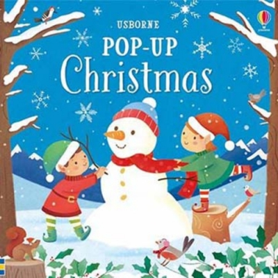Pop-Up Christmas 聖誕節精裝立體書