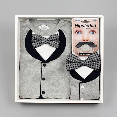 美國FMC X Hipsterkid 男嬰禮盒-貝嗑漢宴會版