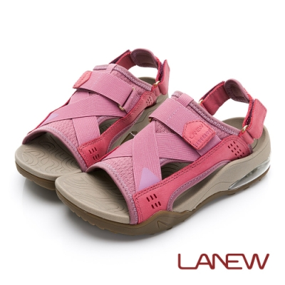 LA NEW 漫步超氣墊兩用涼鞋 拖鞋(女225063551)