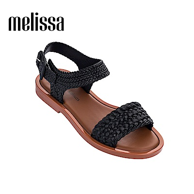 Melissa 經典款涼鞋-黑