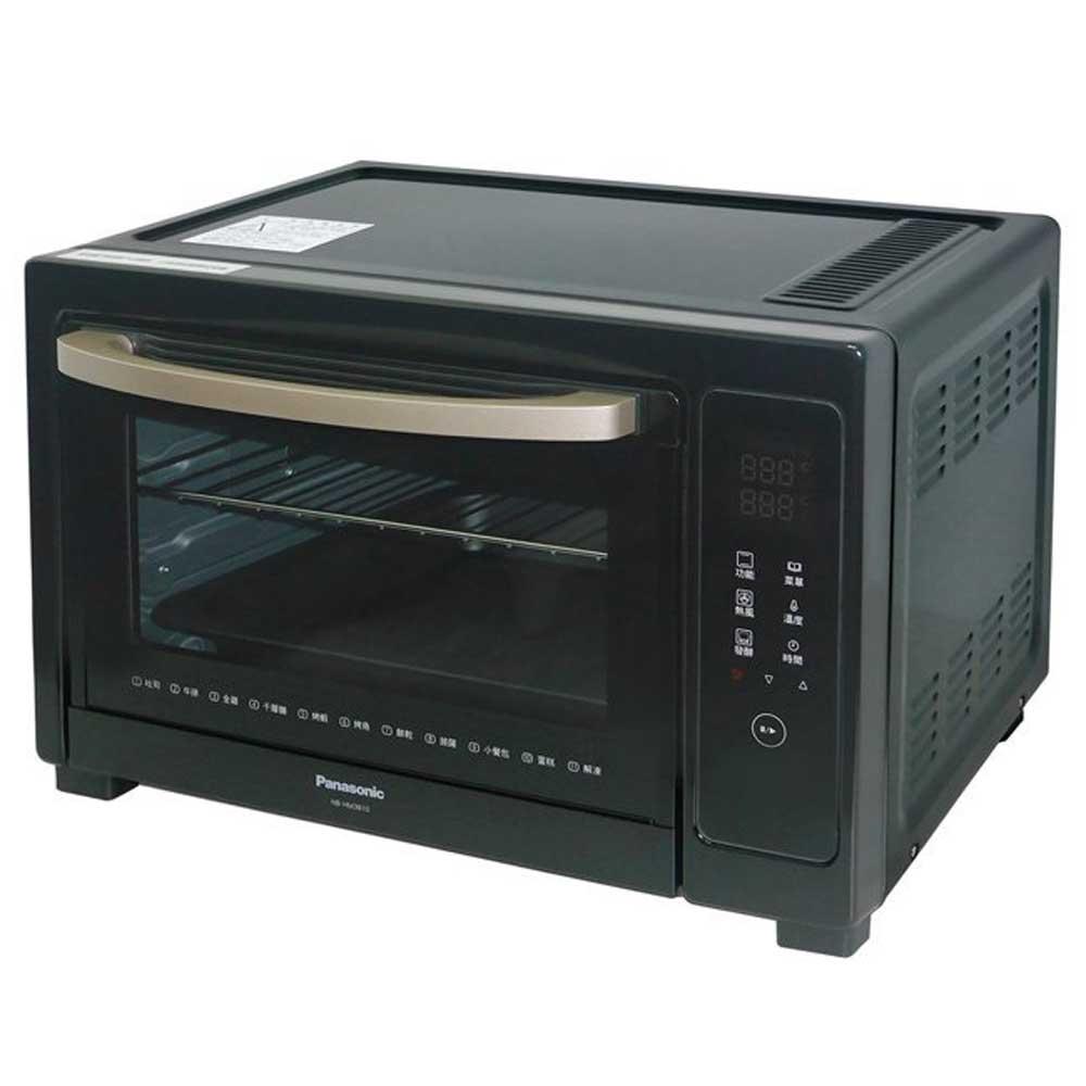 國際牌 38L微電腦電烤箱NB-HM3810