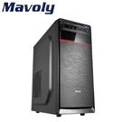 Mavoly 松聖【核桃】ATX電腦機殼《黑》