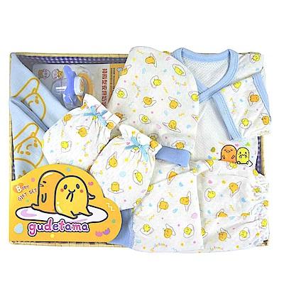 三麗鷗系列-蛋黃哥新生兒禮盒組