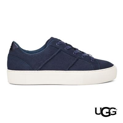 UGG Dinale 簡約皮革休閒鞋