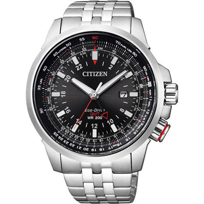 CITIZEN PROMASTER SKY系列的新一代型格機師錶(BJ7071-54E)