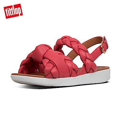 FitFlop METALLIC BACK STRAP SANDALS-熱情紅