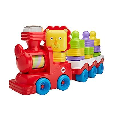 費雪可愛小獅子積木火車(6M+)