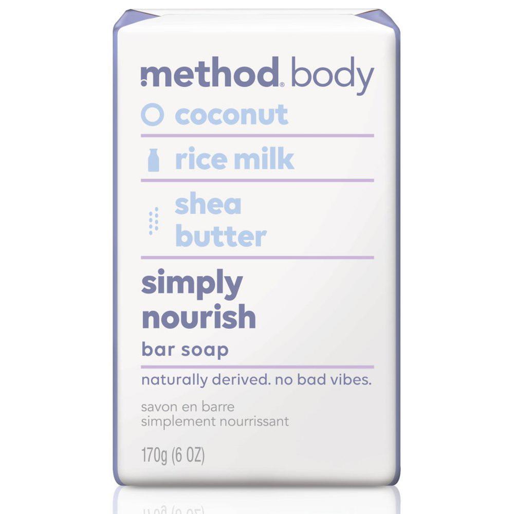 method美則感官沐浴皂-就是滋潤 170g