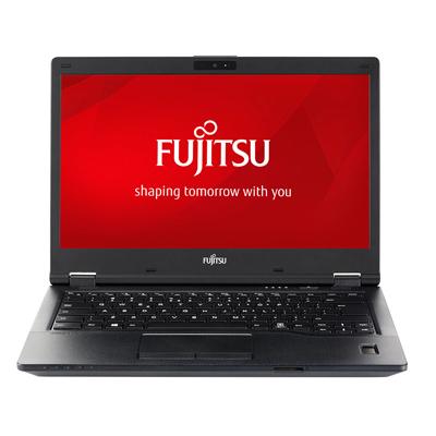 FUJITSU E558-PB521 15.6吋筆電-黑色