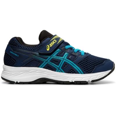 [限搶69折] ASICS 童鞋17cm~21cm適合運動量大喜歡跑步的小孩!