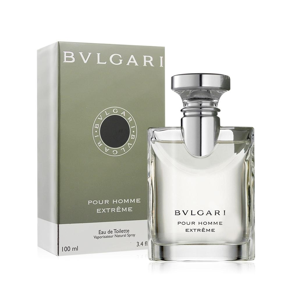 *BVLGARI 寶格麗 大吉嶺極致男性淡香水 Pour Homme Extreme 100ml EDT-公司貨
