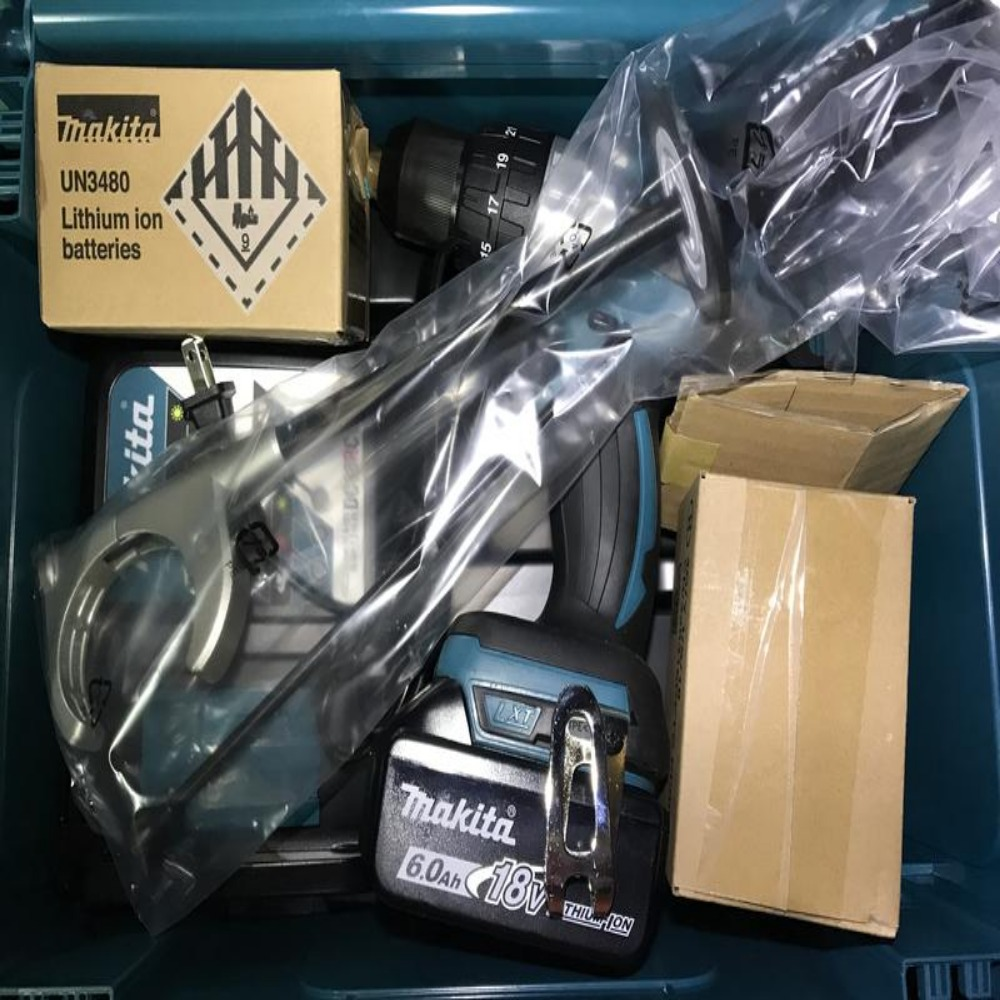 MAKITA牧田 18V充電式無刷震動起子電鑽DHP481RG3J @ Y!購物