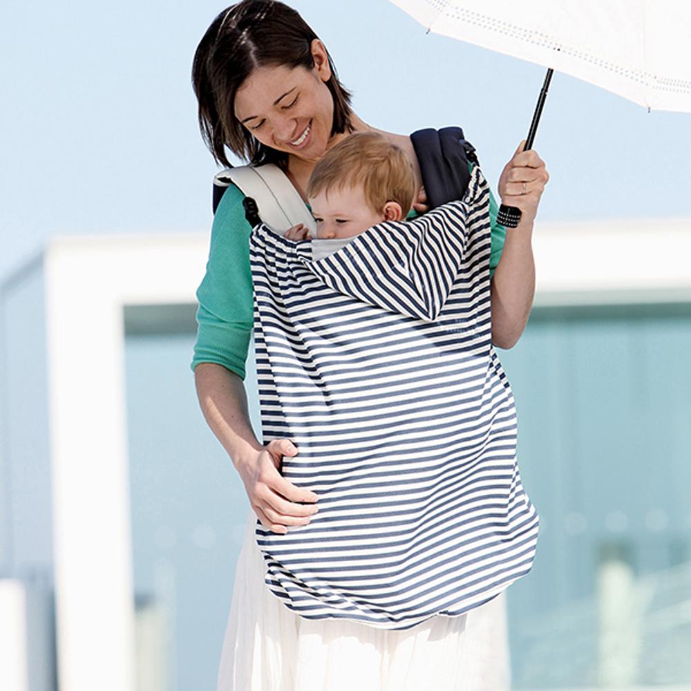 日本製Eightex-涼感抗UV遮陽披風(灰色)
