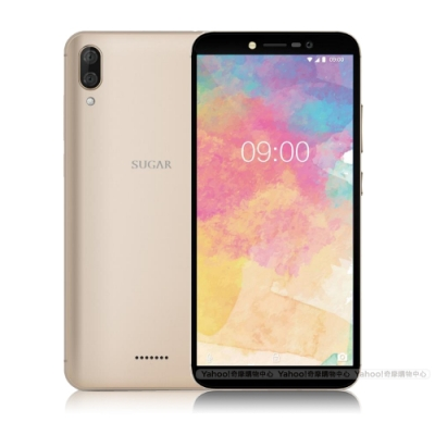 SUGAR Y18 (3G/64G)6吋美拍雙鏡頭智慧手機