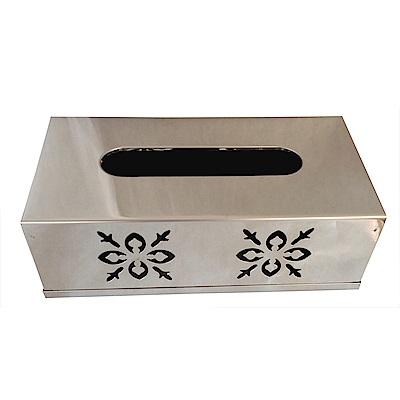 Homeicon 不鏽鋼BT系列配件桌上有花衛生盒 YBT-814