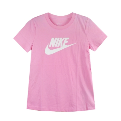 Nike 女 NSW TEE ESSNTL ICON FUTUR 圓領T(短)