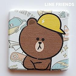 LINE FRIENDS熊大×熊妹×兔兔×