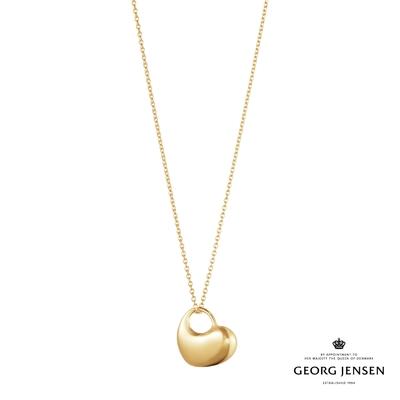 Georg Jensen 喬治傑生 HEARTS OF GEORG JENSEN 18K金項鍊