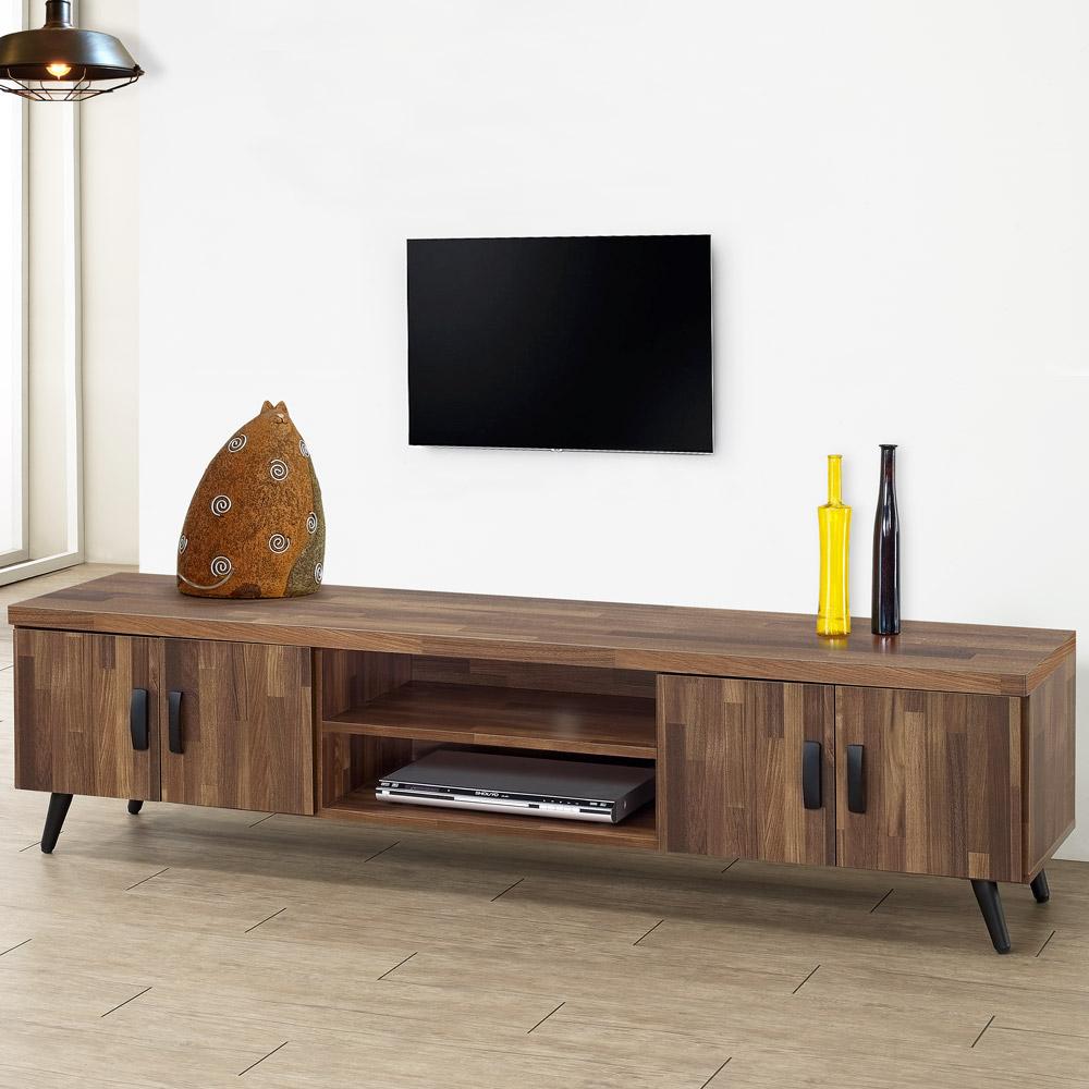 Homelike 里悟6尺電視櫃(積層木)-182x40x47cm
